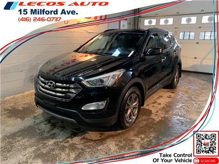 2013 Hyundai Santa Fe Sport 2.4 Base (Stk: 077760) in Toronto - Image 1 of 10