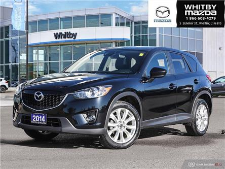 2014 Mazda CX-5 GT (Stk: 2186A) in Whitby - Image 1 of 27