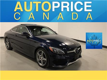 2017 Mercedes-Benz C-Class Base (Stk: H2098) in Mississauga - Image 1 of 26