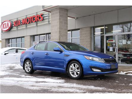 2013 Kia Optima EX (Stk: 24489a) in Cobourg - Image 1 of 24