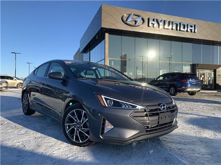 2019 Hyundai Elantra Luxury (Stk: H2660) in Saskatoon - Image 1 of 22