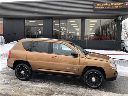 2011 Jeep Compass Limited (Stk: ) in Ottawa - Image 1 of 21