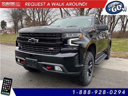 2021 Chevrolet Silverado 1500 LT Trail Boss (Stk: 21-0236) in LaSalle - Image 1 of 9