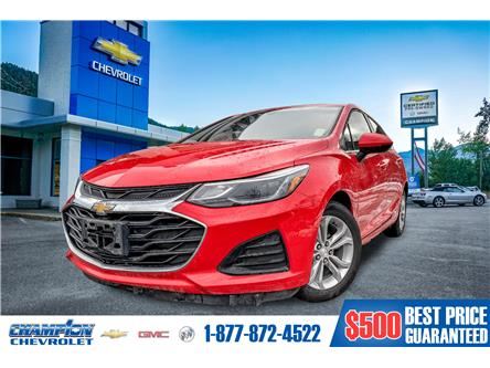 2019 Chevrolet Cruze LT (Stk: 19-199B) in Trail - Image 1 of 23