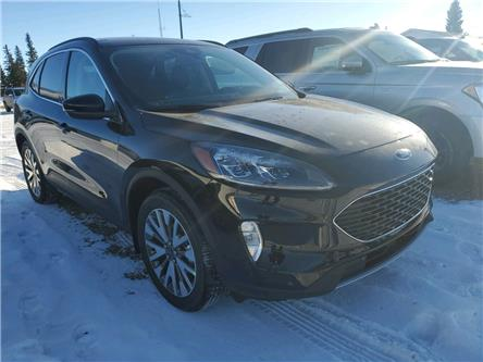 2020 Ford Escape Titanium (Stk: 20295) in Wilkie - Image 1 of 21