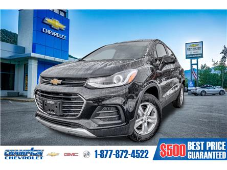 2021 Chevrolet Trax LT (Stk: 21-49) in Trail - Image 1 of 25