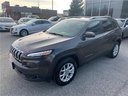 2017 Jeep Cherokee North (Stk: M4410) in Sarnia - Image 1 of 8