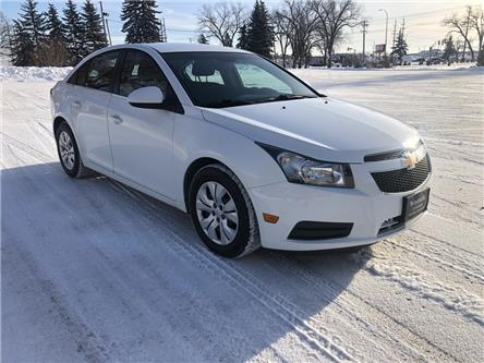 2012 Chevrolet Cruze LT Turbo (Stk: 10255.0) in Winnipeg - Image 1 of 10