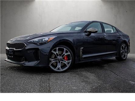 2018 Kia Stinger GT (Stk: K19-8307A) in Chilliwack - Image 1 of 19