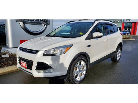 2013 Ford Escape SEL (Stk: U0129A) in Courtenay - Image 1 of 9