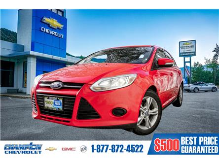 2013 Ford Focus SE (Stk: 19-02B) in Trail - Image 1 of 19