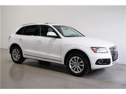 2016 Audi Q5 2.0T Progressiv (Stk: 114960) in Vaughan - Image 1 of 28