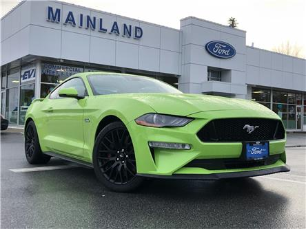 2020 Ford Mustang GT Premium (Stk: 20MU4075) in Vancouver - Image 1 of 30