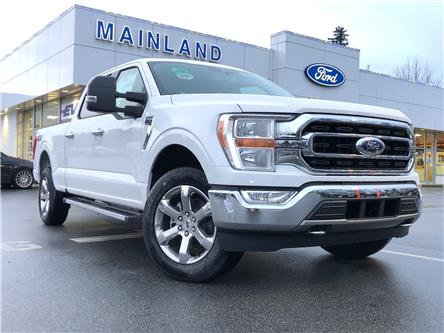 2021 Ford F-150 XLT (Stk: 21F11238) in Vancouver - Image 1 of 30