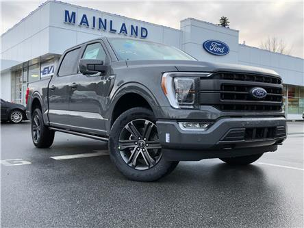 2021 Ford F-150 Lariat (Stk: 21F18547) in Vancouver - Image 1 of 30