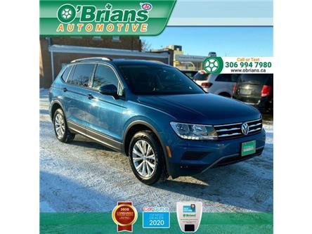 2019 Volkswagen Tiguan Trendline (Stk: 14065A) in Saskatoon - Image 1 of 18