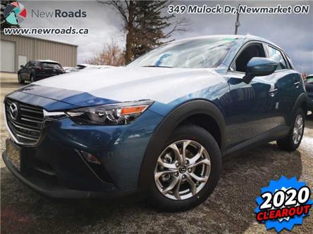 2020 Mazda CX-3 GS (Stk: 41604) in Newmarket - Image 1 of 22