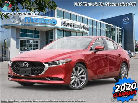 2020 Mazda Mazda3 GT Premium Package (Stk: 41647) in Newmarket - Image 1 of 23