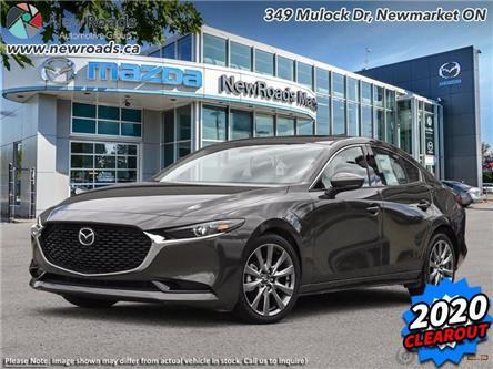 2020 Mazda Mazda3 GT Premium Package (Stk: 41673) in Newmarket - Image 1 of 23