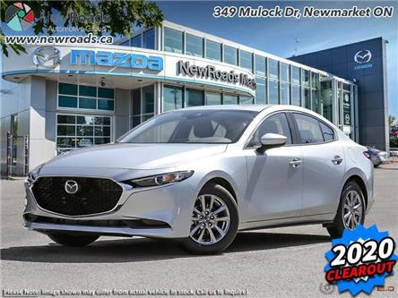 2020 Mazda Mazda3 GS Luxury Package (Stk: 41818) in Newmarket - Image 1 of 23