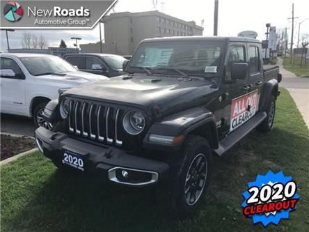 2020 Jeep Gladiator Overland (Stk: Z12012) in Newmarket - Image 1 of 22