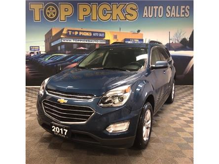 2017 Chevrolet Equinox LT (Stk: 136950) in NORTH BAY - Image 1 of 27