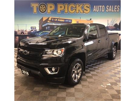 2018 Chevrolet Colorado Z71 (Stk: 123459) in NORTH BAY - Image 1 of 27