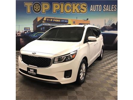 2018 Kia Sedona LX (Stk: 385534) in NORTH BAY - Image 1 of 25