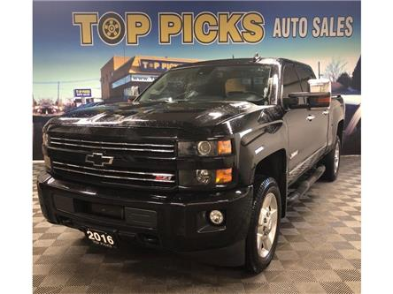 2016 Chevrolet Silverado 2500HD LTZ (Stk: 192910) in NORTH BAY - Image 1 of 27