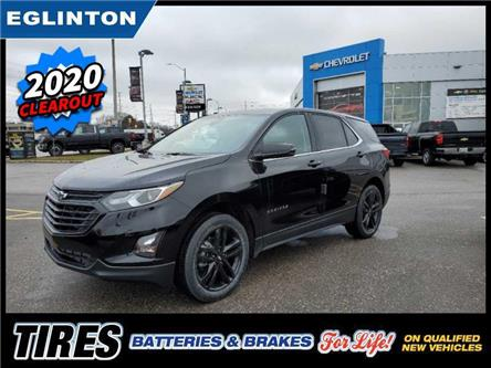2020 Chevrolet Equinox LT (Stk: L6204310) in Mississauga - Image 1 of 18