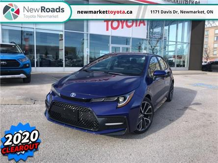 2020 Toyota Corolla SE (Stk: 34813) in Newmarket - Image 1 of 21