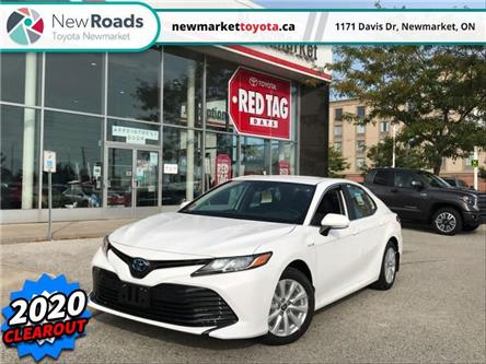 2020 Toyota Camry Hybrid LE (Stk: 35532) in Newmarket - Image 1 of 21