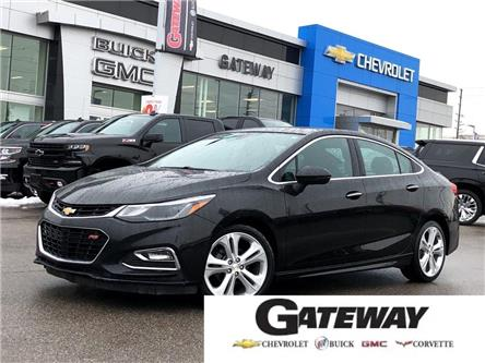 2016 Chevrolet Cruze Premier/Blue Tooth/Sun Roof/Leather/ (Stk: PA19769) in BRAMPTON - Image 1 of 21