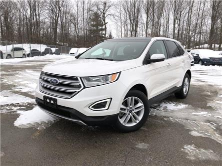 2016 Ford Edge SEL (Stk: P9318) in Barrie - Image 1 of 16
