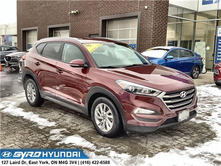 2016 Hyundai Tucson Premium (Stk: H6332A) in Toronto - Image 1 of 30