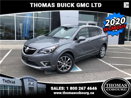 2020 Buick Envision Premium I (Stk: B44216) in Cobourg - Image 1 of 18