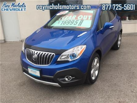 2015 Buick Encore Leather (Stk: X196AA) in Courtice - Image 1 of 13