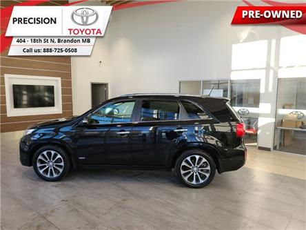 2014 Kia Sorento SPORT (Stk: 210161) in Brandon - Image 1 of 30