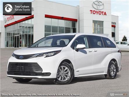 2021 Toyota Sienna LE 8-Passenger (Stk: 90895) in Ottawa - Image 1 of 24