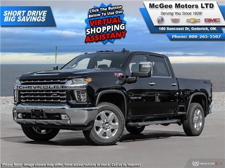 2021 Chevrolet Silverado 2500HD LTZ (Stk: 155282) in Goderich - Image 1 of 23