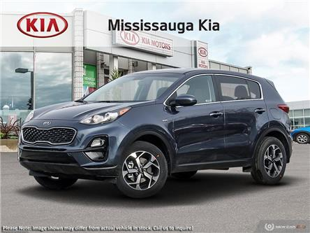 2021 Kia Sportage LX (Stk: SP21031) in Mississauga - Image 1 of 24