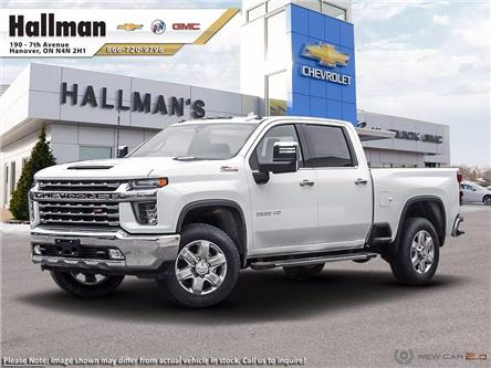 2021 Chevrolet Silverado 2500HD LTZ (Stk: 21179) in Hanover - Image 1 of 23