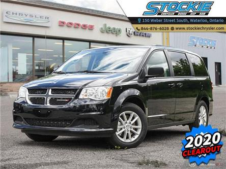 2020 Dodge Grand Caravan SE (Stk: 33975) in Waterloo - Image 1 of 27