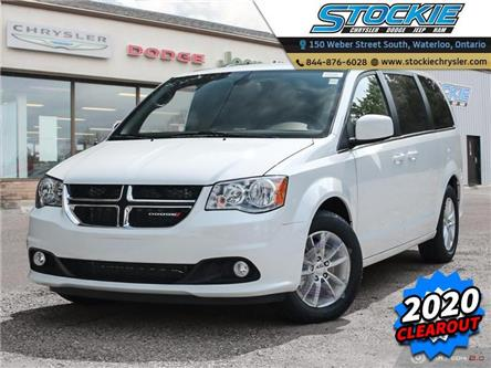 2020 Dodge Grand Caravan Premium Plus (Stk: 34351) in Waterloo - Image 1 of 26