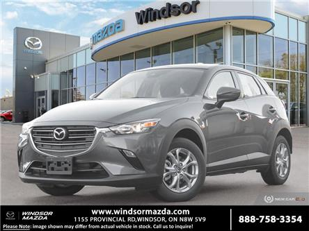 2021 Mazda CX-3 GS (Stk: C308287) in Windsor - Image 1 of 23