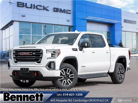 2021 GMC Sierra 1500 AT4 (Stk: 210347) in Cambridge - Image 1 of 23
