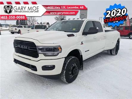 2020 RAM 3500 Laramie (Stk: F202538) in Lacombe - Image 1 of 19