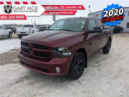 2020 RAM 1500 Classic ST (Stk: F202575) in Lacombe - Image 1 of 16