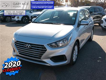 2020 Hyundai Accent Preferred (Stk: 0AC8294) in Red Deer - Image 1 of 16