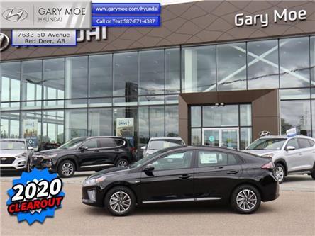 2020 Hyundai Ioniq EV Preferred (Stk: 0IQ8571) in Red Deer - Image 1 of 11